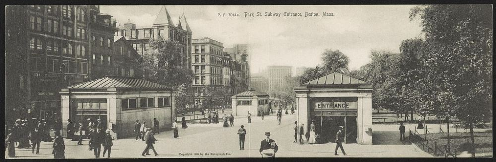 park-st-subway-boston-1905