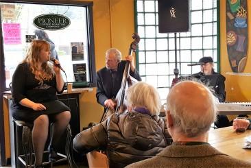 Leah Stillwell Trio