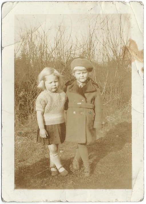 Mom & Friend 1934