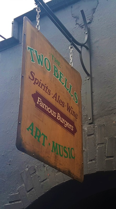 Two Bells Sign