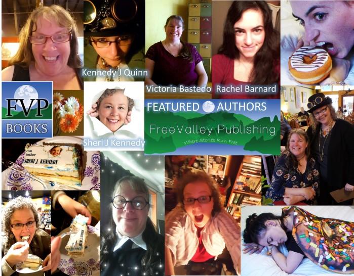 Norwescon FVP 3-Author collage
