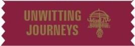Unwitting Journeys badge ribbon